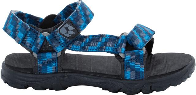 Jack Wolfskin Seven Seas 2 Sandalen Jungen glacier blue